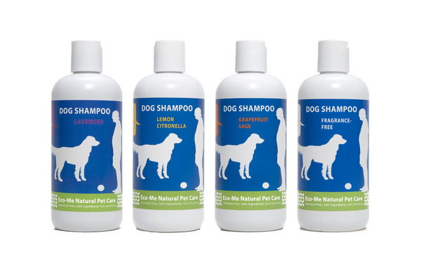 Eco-Me Natural Dog Shampoo